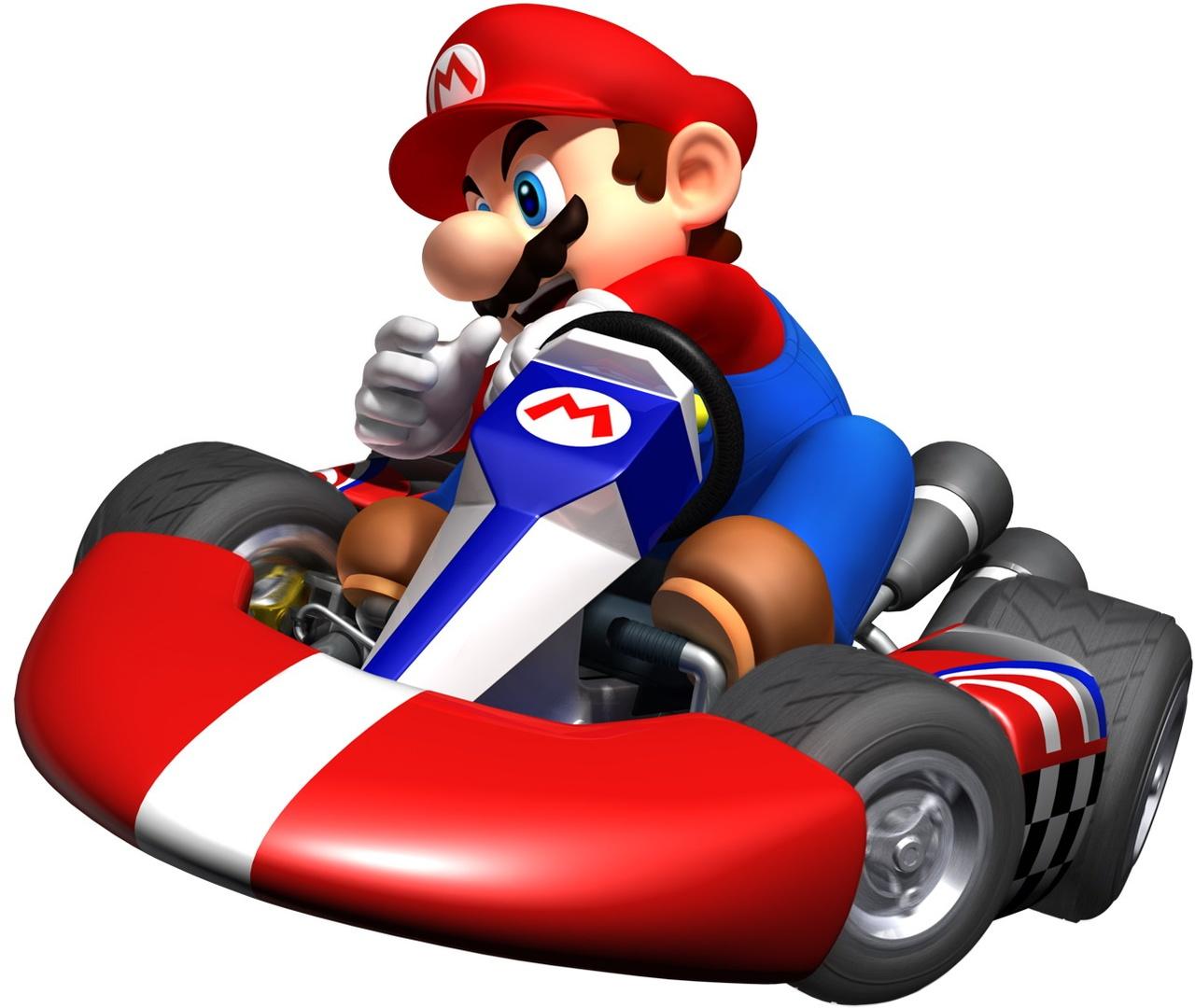 Mario Kart AI