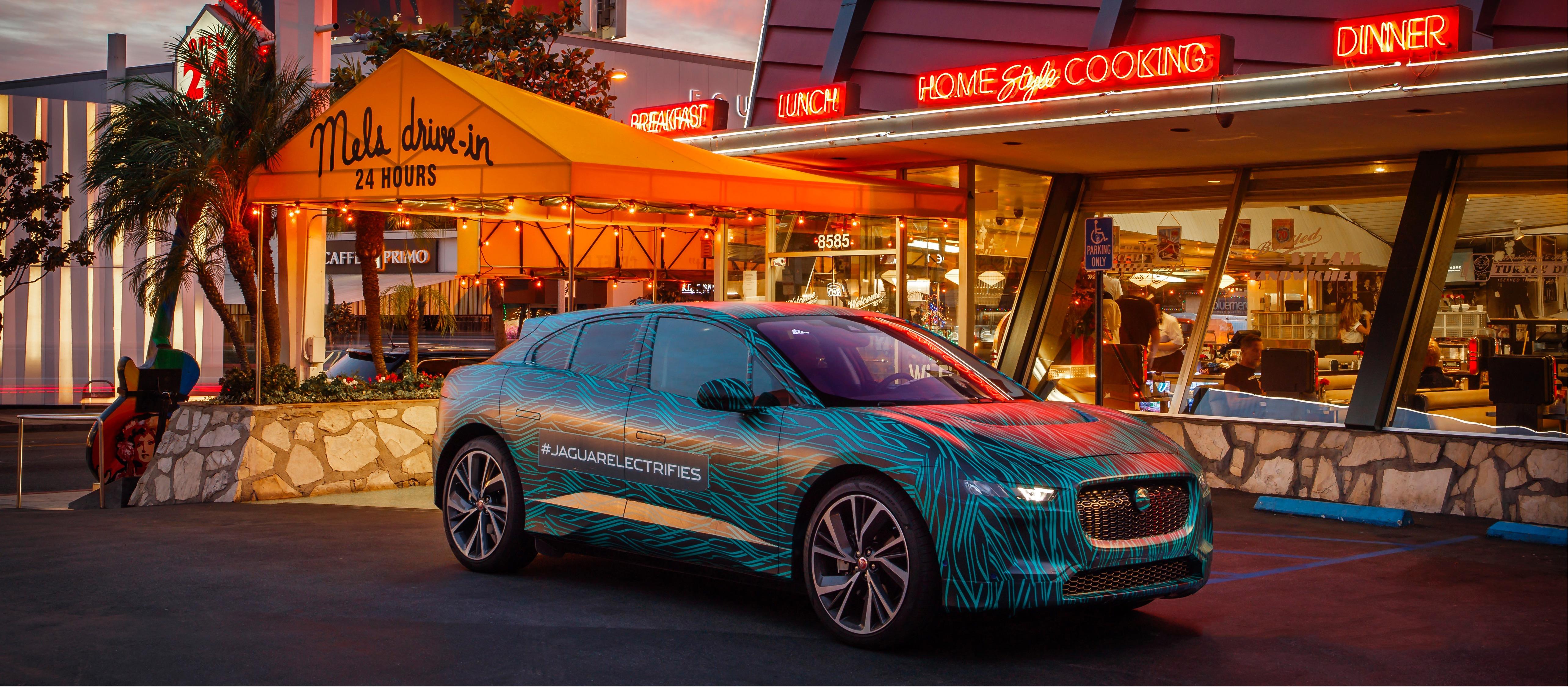 Jaguar toont ons iets meer van de I-PACE